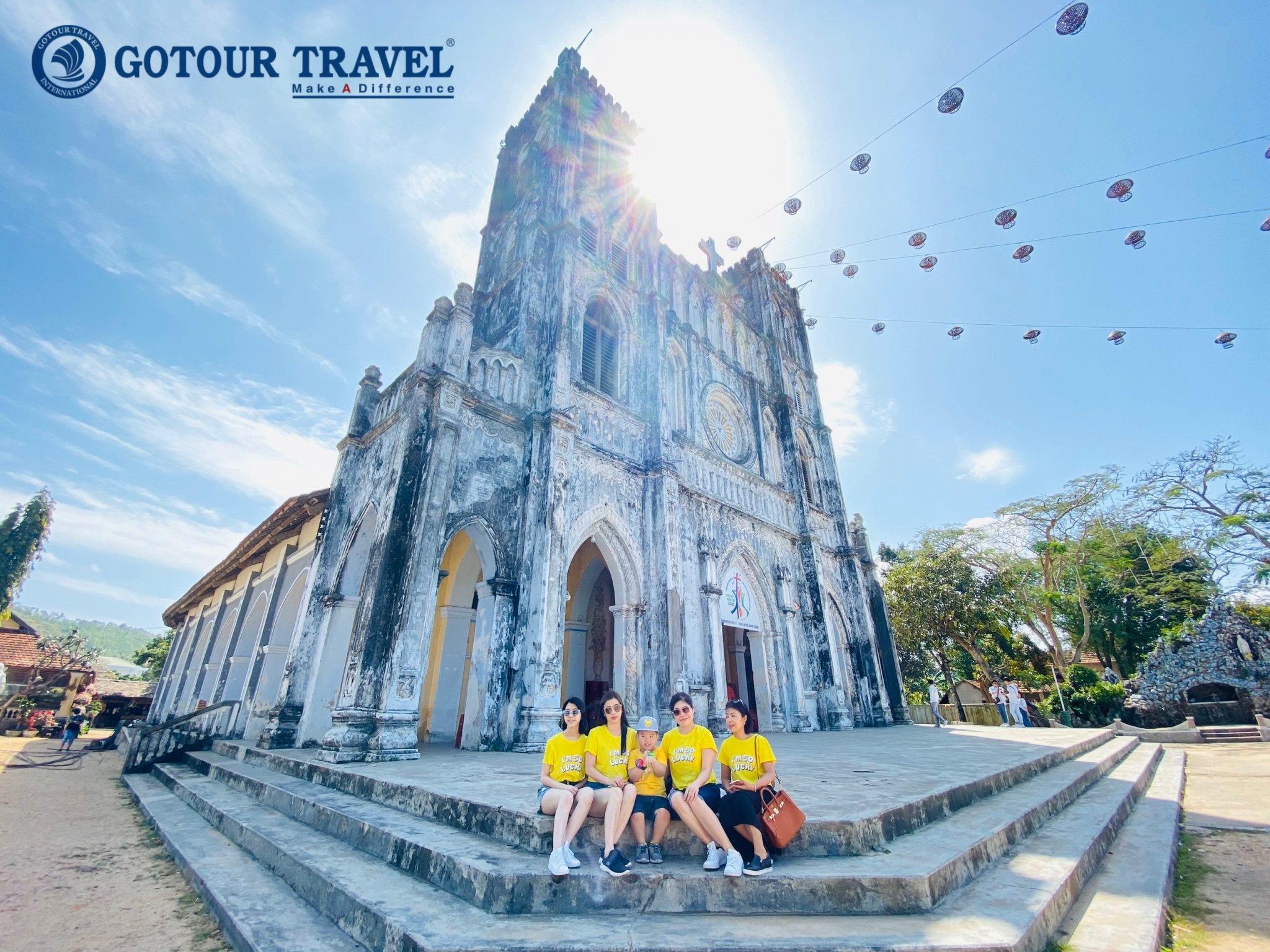 Tour Ghép Quy Nhơn – Phú Yên – Gành Đá Đĩa