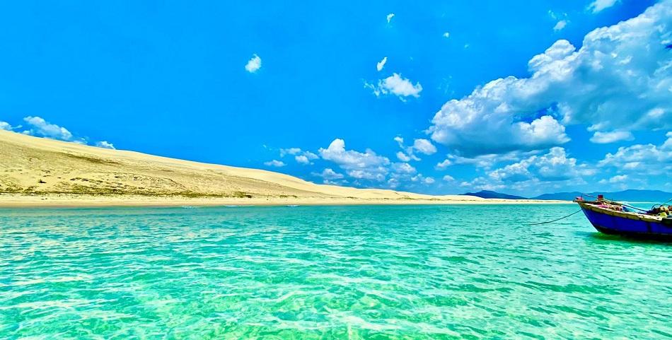 Tour Đề Gi – Vũng Bồi – Lặn biển bắt cá Quy Nhơn